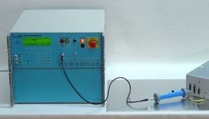 Figure 4. PIN injection test system.