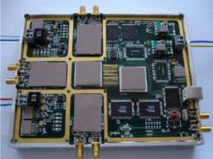 Figure 2. Analog-to-digital converter system.