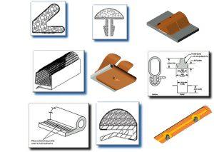 Figure 2. Mounting methods.