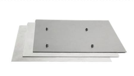 Figure 1. Shielding plate.