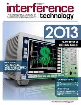 2013 EMC Test & Design Guide | Interference Technology