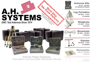 A.H. Systems Catalog