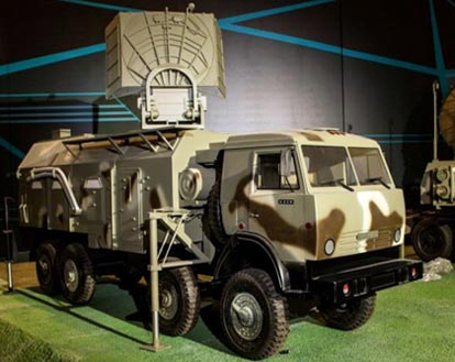 Russia Unveils Top 5 Most Effective Electronic Warfare Systems