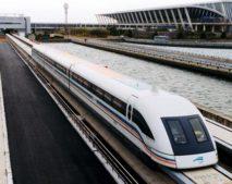 Maglev Train Breaks Speed Record