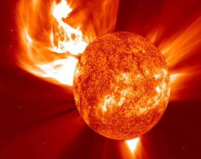 nasa developing early warning system for solar flares interference