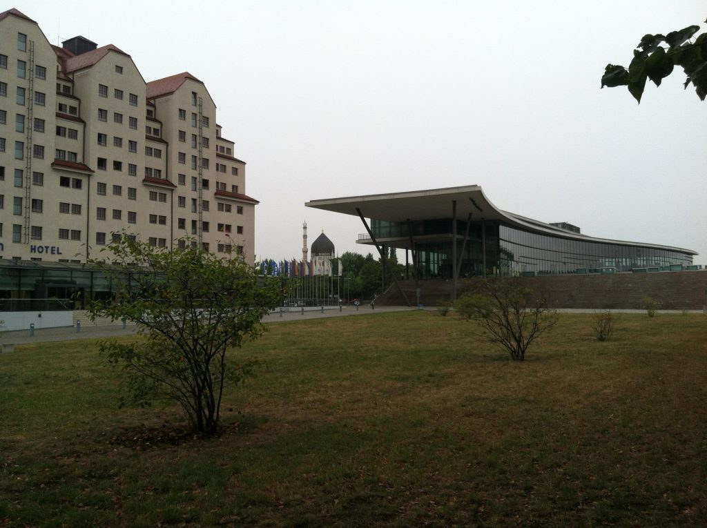 Martim Hotel and the Convention Center