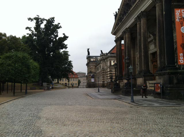 dresden germany architecture