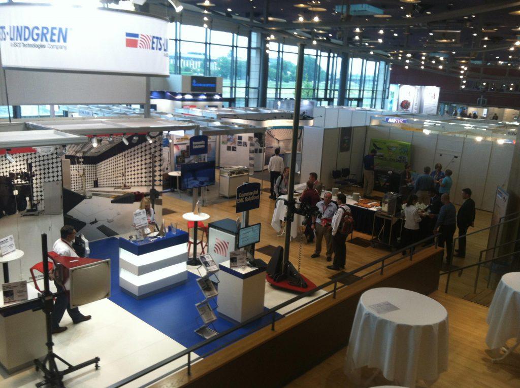 symposium floor - IEEE 2015