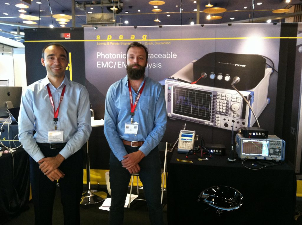 Speag at IEEE 2015