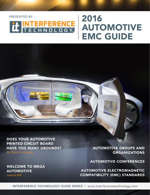 2016 Automotive EMC Guide