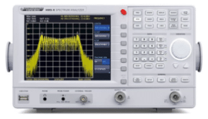 New Low-Cost Spectrum Analyzer