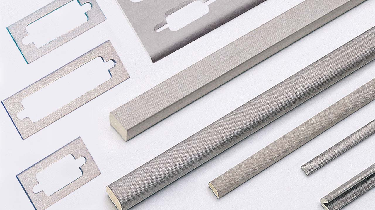 Metalized Fabric Gaskets