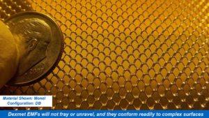 Shielding Effectiveness of Expanded Metal Foils (EMFs)