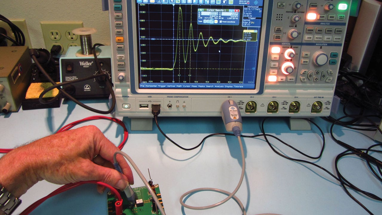 Assembling A Low Cost Emi Troubleshooting Kit Part 2 Immunity Understanding Electricity And How To Troubleshoot Circuit