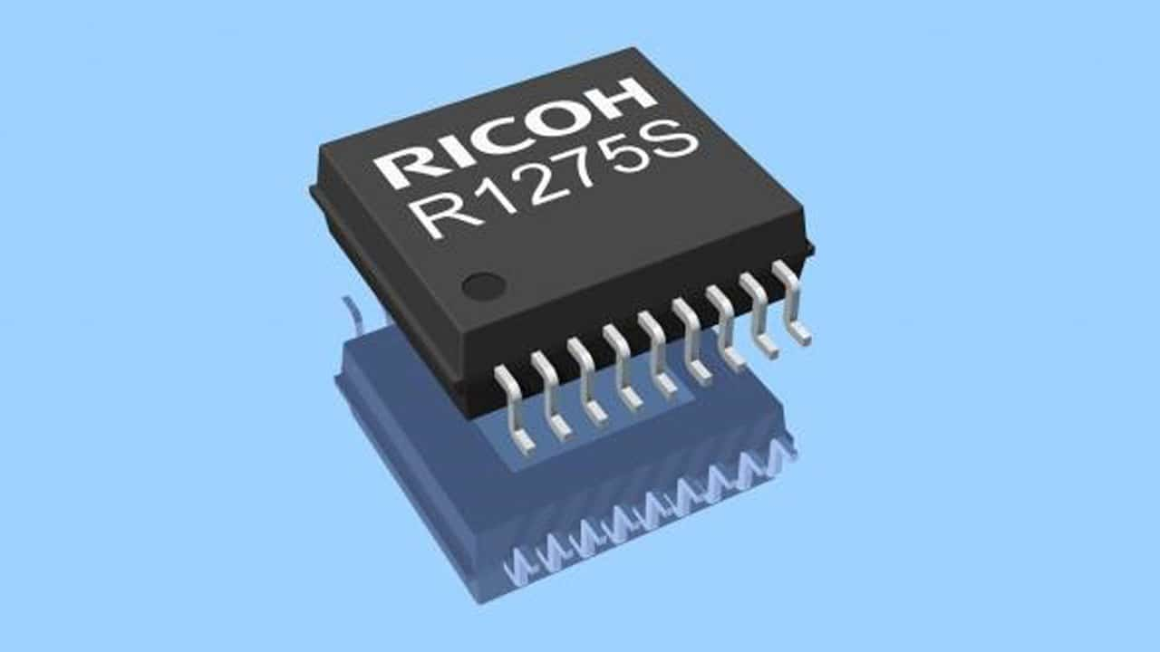 DC-DC Converter Uses Spread Spectrum Clock to Reduce EMI