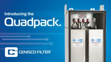 Exclusive Product Info: Spacesaving Quadpack High-performance EMI Filter Panel