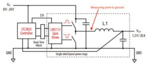 Top Three EMI and Power Integrity Problems with On-Board DC-DC Converters and LDO Regulators