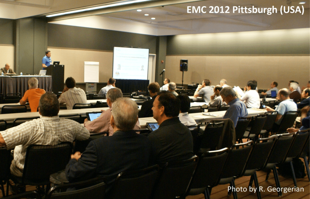 EMC 2012 Pittsburgh - USA