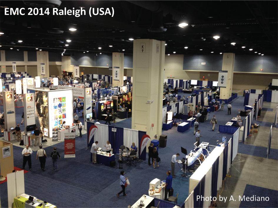 EMC 2014 Raleigh - USA