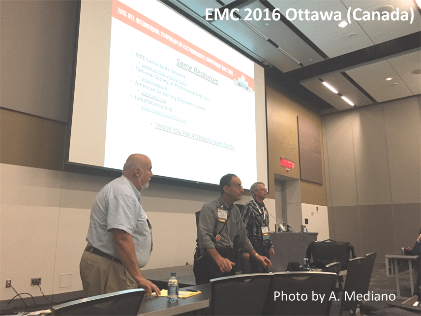 EMC 2016 Ottawa, Canada
