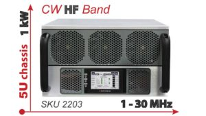 Empower RF Systems Releases High Power HF Amplifier