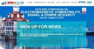 Do Not Miss the EMC+SIPI 2018 Symposium!