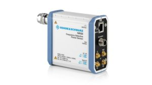 R&S®NRQ6 frequency selective power sensor – A milestone in performance measurement