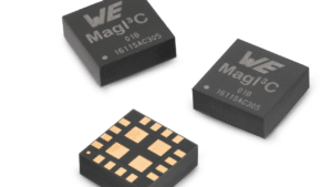 Compact Step Down Converter with Integrated Inductor and Capacitors