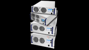 New! Exodus 1.0-40.0GHz, RS103 EMC Suite of Solid-State Amps