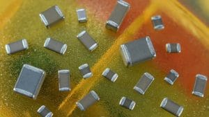 Knowles Precision Devices AEC-Q200 Series MLCC Capacitors