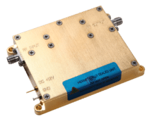 New! MPA1004 — Exodus 0.5-26.5GHz, 1W Solid State Medium Power Amplifier Module for All Lab Applications