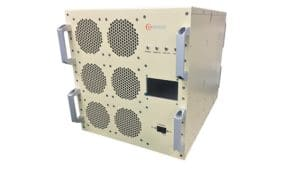 New! Solid State PULSE Power Amplifier System – Exodus AMP2131-1P, 1.0GHz – 2.0GHz, 8000 Watts Peak