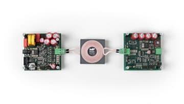 Würth Elektronik eiSos and Infineon: Joint development kit 760308EMP for Wireless Power Transfer 200-W-WPT